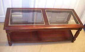 Vintage Glass Top Coffee Table Vintage Glass Top Coffee Table Antique Gold Glass Top Coffee Table