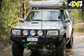 nissan australia gps update 2005 nissan patrol gu review 4x4 australia