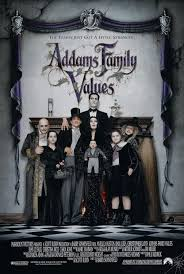 halloween background family addams family values