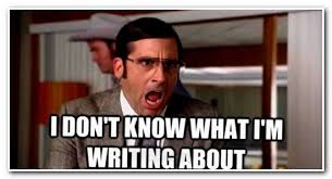 Memes About Writing Papers - i dont know what to write my college essay on gold digger essay