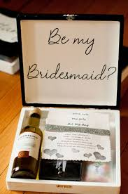 asking bridesmaid ideas how to ask of honor ideas 10 creative ways to ask will you be