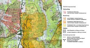 The Alps On World Map by Landslide Mapping In The Swiss Alps To Aid In Development Of Safe