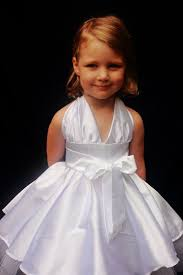 toddler marilyn monroe white dress by darlingindisguise on