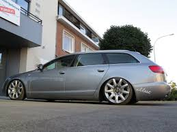 audi a6 modified extreme low audi a6 avant with bentley rims in brugge belgium