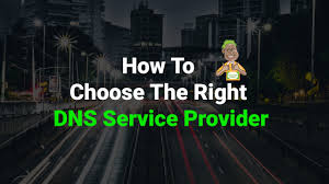 how to choose the right dns service provider techaai