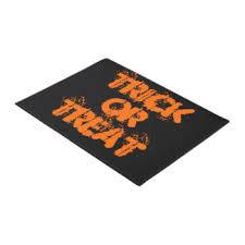 scary halloween doormats u0026 welcome mats zazzle