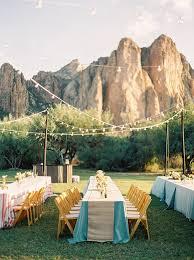 wedding venues arizona arizona wedding at saguaro lake ranch by ranch