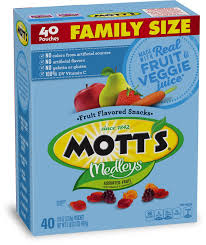 Betty Crocker Halloween Fruit Snacks Amazon Com Mott U0027s Medleys Fruit Snacks Assorted Fruit Gluten
