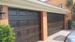 Faux Paint Garage Door - garage doors best paint garage doors ideas on pinterest front