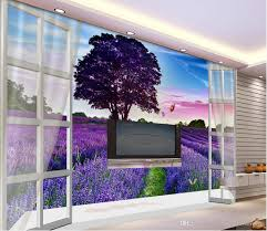 new custom 3d beautiful fantasy aesthetic lavender field tv wall new custom 3d beautiful fantasy aesthetic lavender field tv wall mural 3d wallpaper 3d wall papers for tv backdrop i wallpaper hd i wallpapers hd from