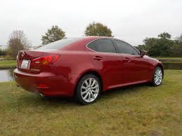 red lexus is 250 2006 2006 lexus is 250 auto city sc myrtle beach auto traders