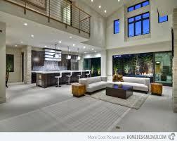 modern kitchen living room ideas modern open living room design magnificent 17 snug harbor