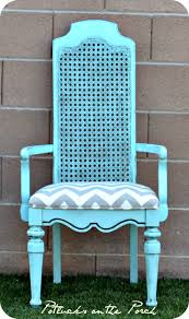 Teal Kitchen Chairs by Potlucks On The Porch How To Reupholster Kitchen Chairs With