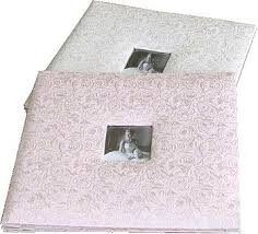 quinceanera photo albums wedding or quinceanera european brocade cloth cover