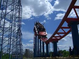 Six Flags In America Six Flags America Cool Coasters In The Washington Area