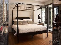 houston canopy bed