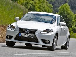 lexus turbo benziner lexus is autozeitung de