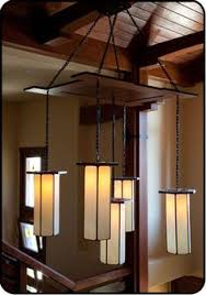 Chandeliers Craftsman Style Craftsman Style Interior Lighting Arts And Crafts Bungalow And