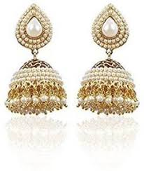 new jhumka earrings jhumka earrings buy jhumki online at best prices flipkart