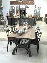 table cuisine sur mesure table cuisine sur mesure table industrielle sur mesure table haute