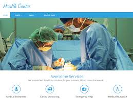 19 medical wordpress themes for your hospital website colorlib
