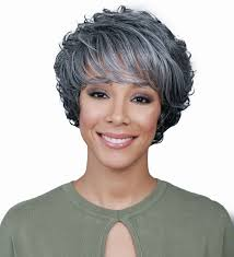 gray hair pieces for american gray wigs for african american women the best wigs reviews