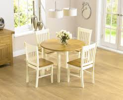 clearance furniture great furniture trading company the great genoa oak cream 100cm drop leaf extending dining table set with chairs