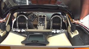 c6 corvette stereo upgrade orange and brown 820 horsepower procharger equipped c6 corvette
