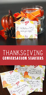 print these conversation starters for your thanksgiving dinner
