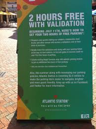 lexus south atlanta airport parking is it fair that atlantic station is going to charge for parking if