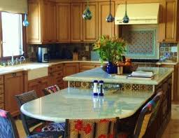 Counter Height Kitchen Island Table Bi Level Island Table Height And Counter Height With Rounded