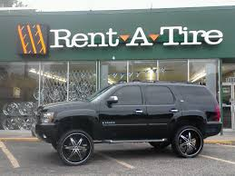 nissan armada on 26 inch rims tahoe cars