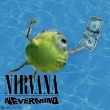 Album Cover Meme - rip nirvana album cover parodies know your meme
