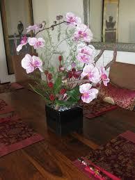 Silk Flower Arrangements For Dining Room Table Flower Arrangements For Dining Room Table Dining Table Design