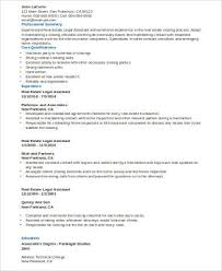 Sample Resume Paralegal by Legal Assistant Job Description Medical Assistant Pictures
