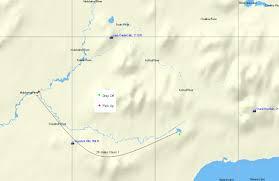Alaska Air Map Alaska River Rafting Trip Stuyahok River Regal Air