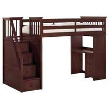Build A Bear Loft Bed With Desk by Loft Bed With Desk Ebay