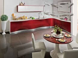 Best Kitchen Cabinet Oppeinglobal Images On Pinterest - Red lacquer kitchen cabinets