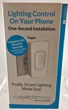 switchmate toggle smart light switch switchmate tsm002w one second installation smart lighting toggle