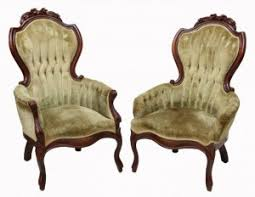 Victorian Armchairs Lounge Furniture Rent Today With G U0026 K Event Rentals