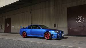 cars nissan skyline photo collection 1920x1080 blue nissan skyline