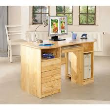 Echtholz Schreibtisch Massivholz Schreibtisch Aus Kiefer Classico Pharao24 De