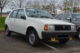 vintage renault epoqu auto renault 14 3 ran when parked