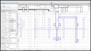 Mechanical Floor Plan Duct Not Showing In Architectural Model Autodesk Community