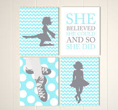 diy wall art ideas for bedroom loversiq popular items for irish nursery on etsy dance wall art dancer teen girl room decor girls