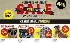 bass pro cyber monday 2017 ads deals and sales