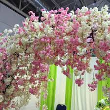 Flower Decorations For Home by Online Get Cheap Christmas Blossom Tree Aliexpress Com Alibaba