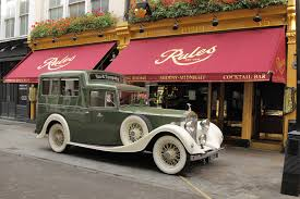 family restaurants near covent garden rules restaurant covent garden london bookatable