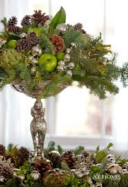 Christmas Table Centerpiece by 30 Best Christmas Centerpieces Images On Pinterest Christmas