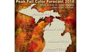 county road association releases fall color tour recommendations
